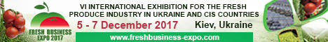 Fresh Business expo 2017 - Kiev Ukraine