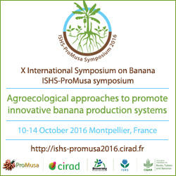 ISHS Promusa 2016